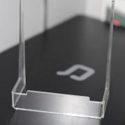 Підставка під відеокарту з прозорого акрилу